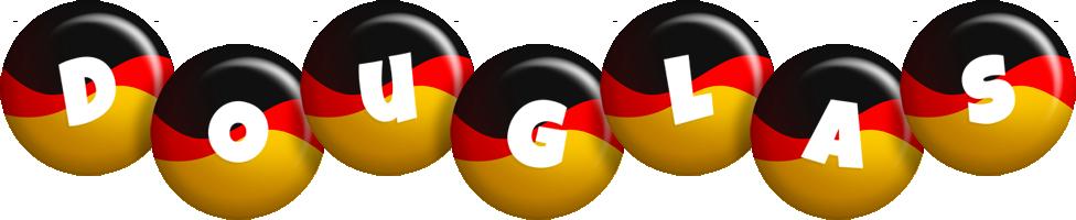 Douglas german logo