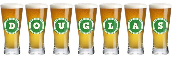 Douglas lager logo