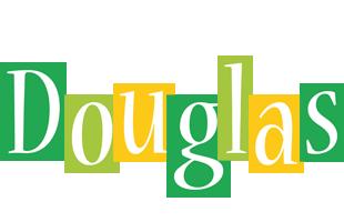 Douglas lemonade logo