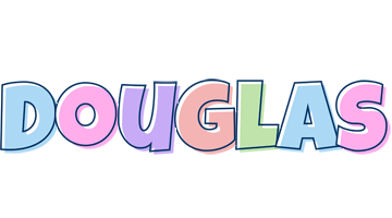 Douglas pastel logo