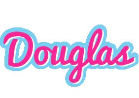 Douglas popstar logo