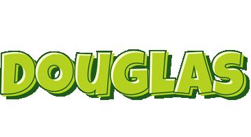 Douglas summer logo