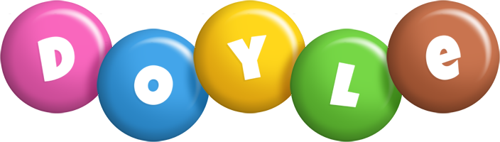 Doyle candy logo