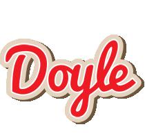 Doyle chocolate logo