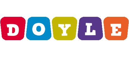Doyle daycare logo
