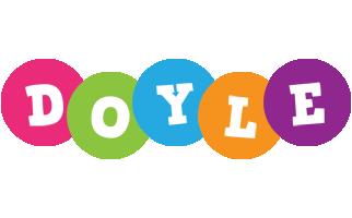 Doyle friends logo
