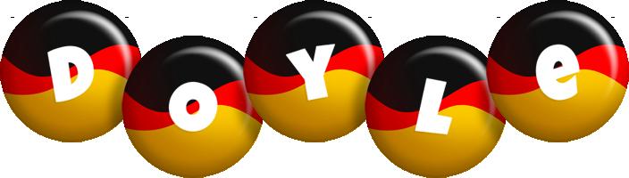 Doyle german logo
