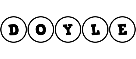 Doyle handy logo
