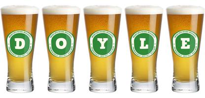Doyle lager logo