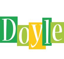 Doyle lemonade logo