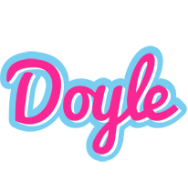 Doyle popstar logo