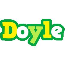 Doyle soccer logo