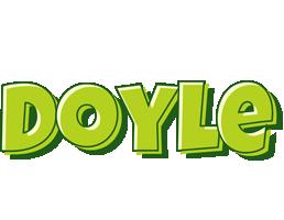 Doyle summer logo