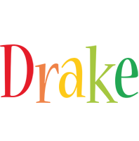 Drake birthday logo