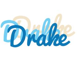 Drake breeze logo