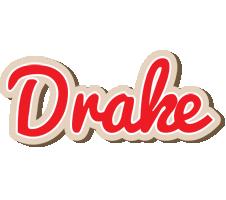 Drake chocolate logo