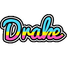 Drake circus logo