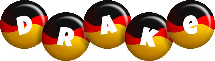 Drake german logo