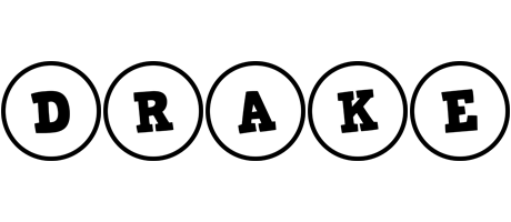 Drake handy logo