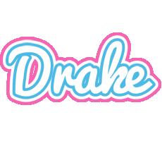 Drake outdoors logo