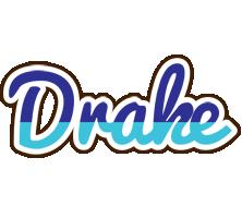 Drake raining logo