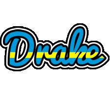 Drake sweden logo