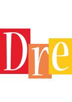 Dre colors logo