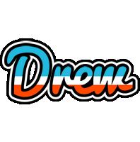 Drew america logo