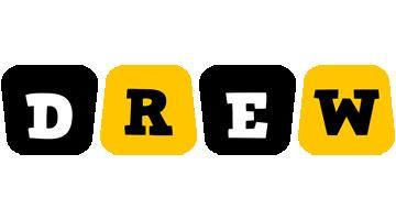 Drew boots logo