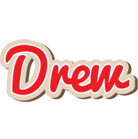 Drew chocolate logo