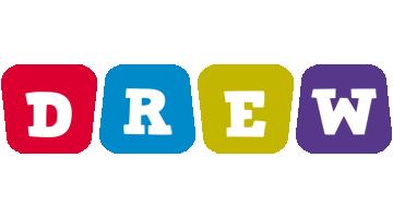 Drew daycare logo