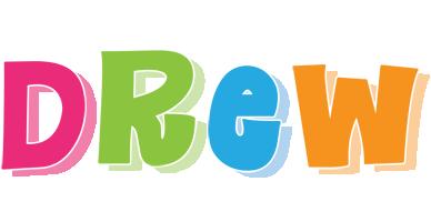 Drew friday logo