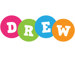 Drew friends logo