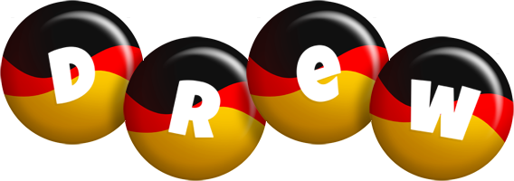 Drew german logo