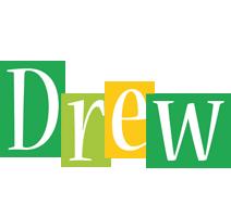 Drew lemonade logo