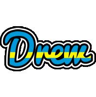Drew sweden logo
