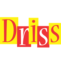Driss errors logo