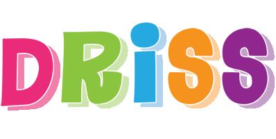 Driss friday logo