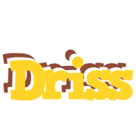 Driss hotcup logo