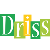 Driss lemonade logo
