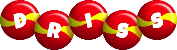Driss spain logo