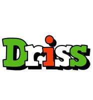 Driss venezia logo