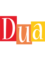 Dua colors logo