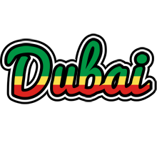 Dubai african logo