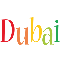 Dubai birthday logo