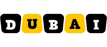 Dubai boots logo