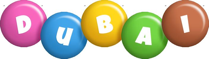 Dubai candy logo