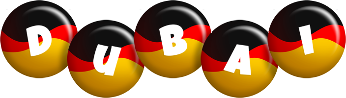 Dubai german logo