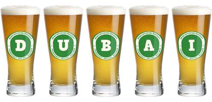 Dubai lager logo