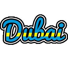 Dubai sweden logo